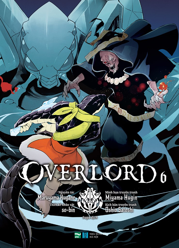 OVERLORD tập 6
