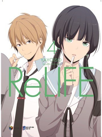 Relife tập 4