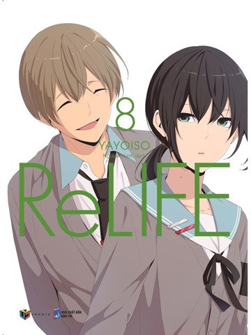 Relife tập 8