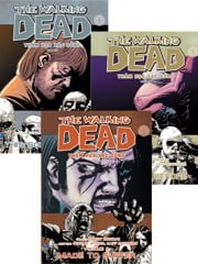 Combo The Walking Dead tập 6,7,8