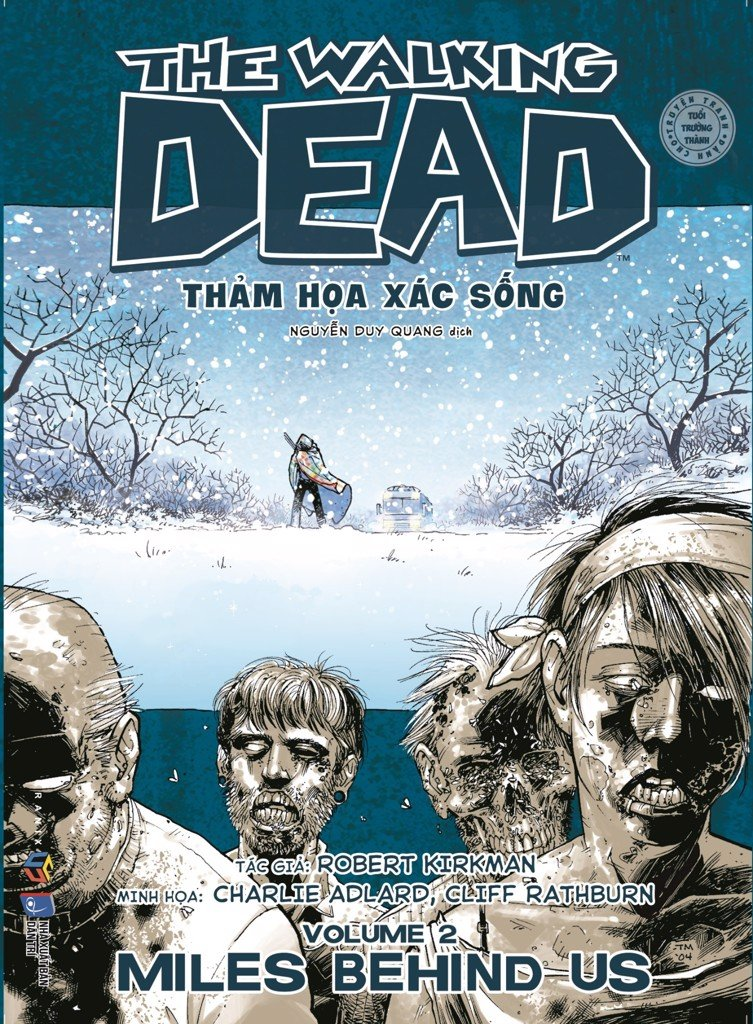 The walking dead tập 2