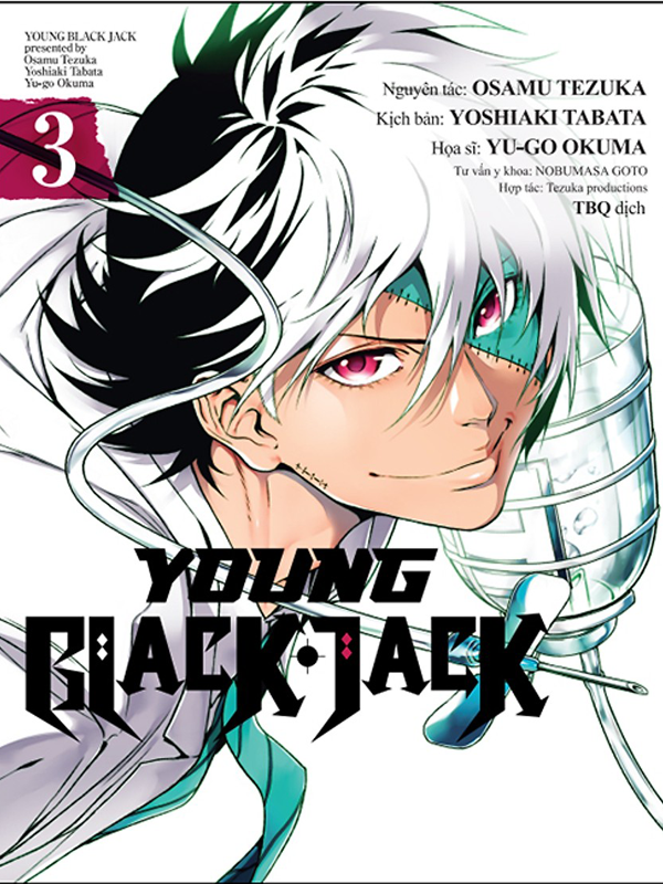 Young Black Jack Tập 3