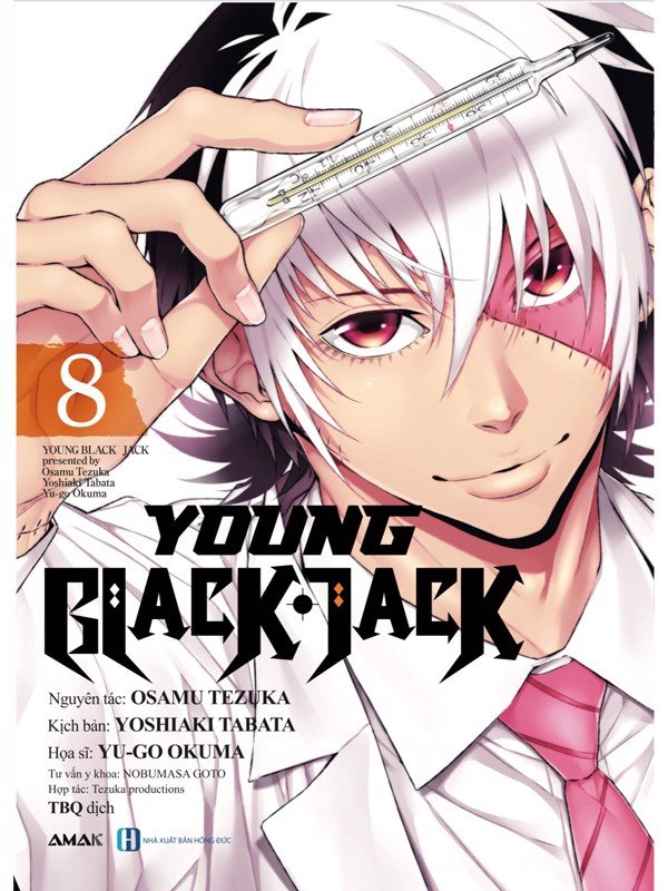 Young Black Jack tập 8