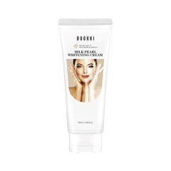 Kem Nâng Tone Da Bookki Milk Pearl Whitening Cream
