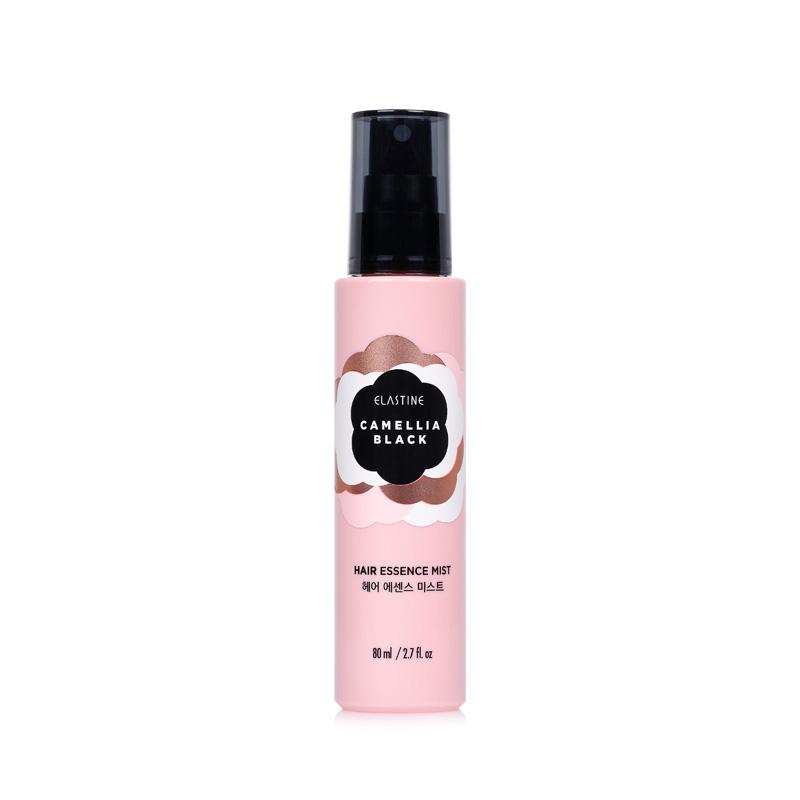 Xịt Dưỡng Tóc Elastine Camellia Hair Essence Mist 80ml