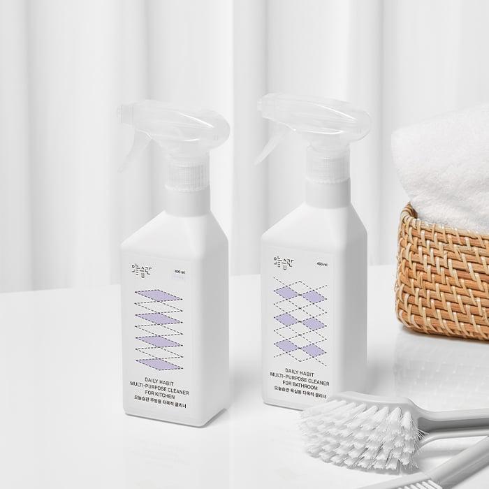 [8/3 Event] Chai Xịt Tẩy Rửa Đa Năng Daily Habit Habit Multi-Purpose Cleaner