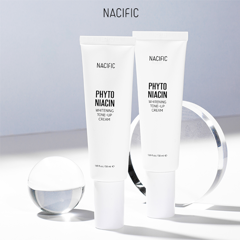Kem Nâng Tông NACIFIC Phyto niacin whitening Tone Up Cream