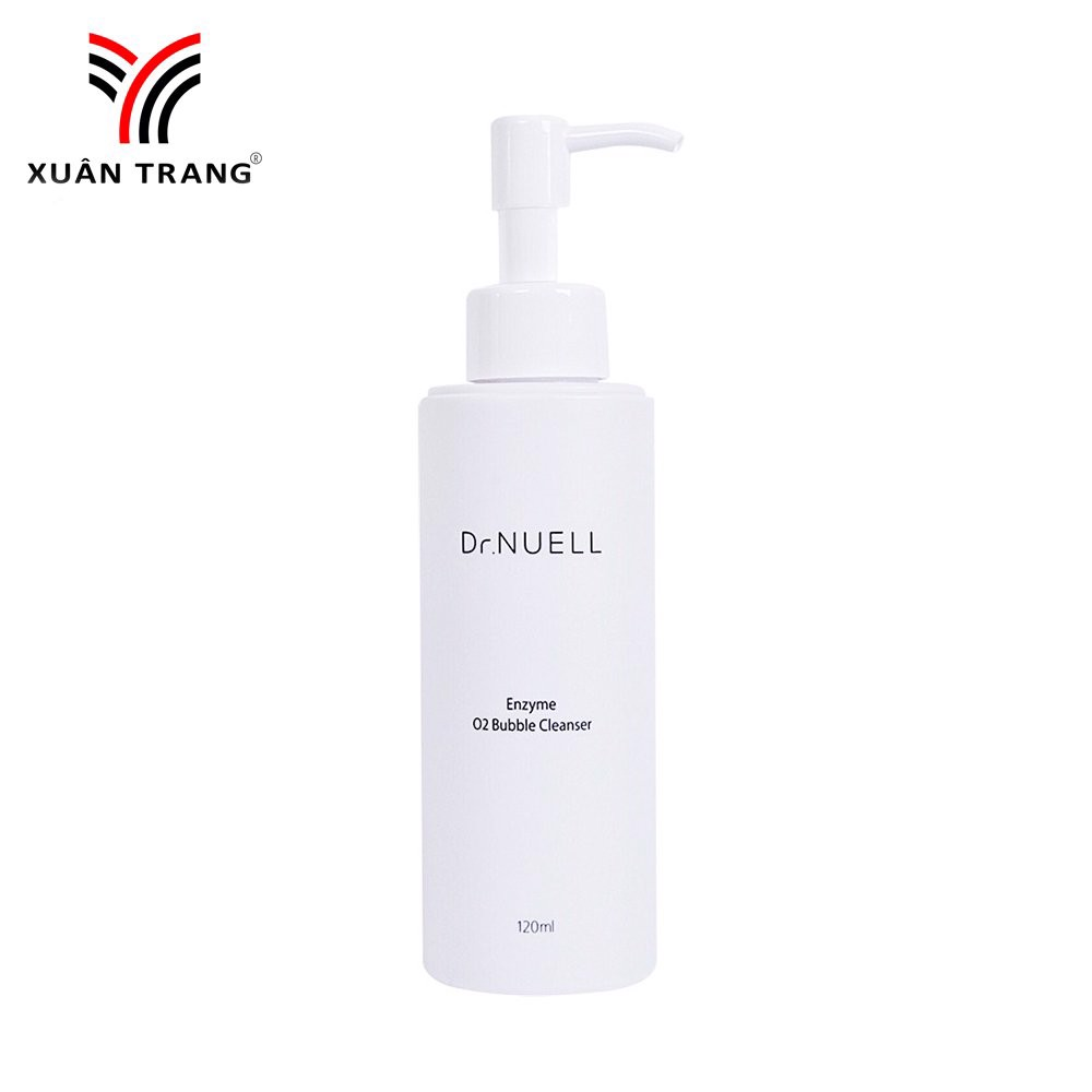 Dr.Nuell- Sữa rửa mặt sủi bọt Enzyme 02 Bubble Cleanser