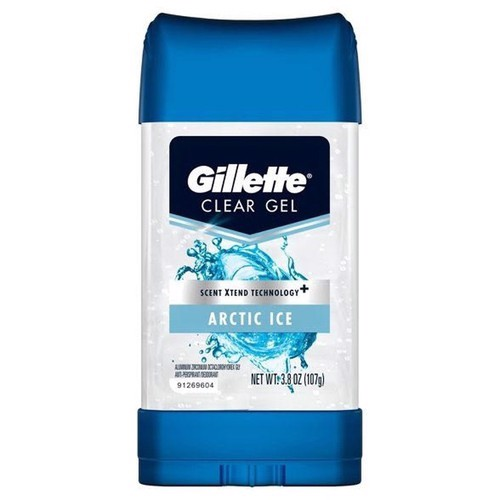 Gillette _Gel Khử Mùi Arctic Ice 107ml