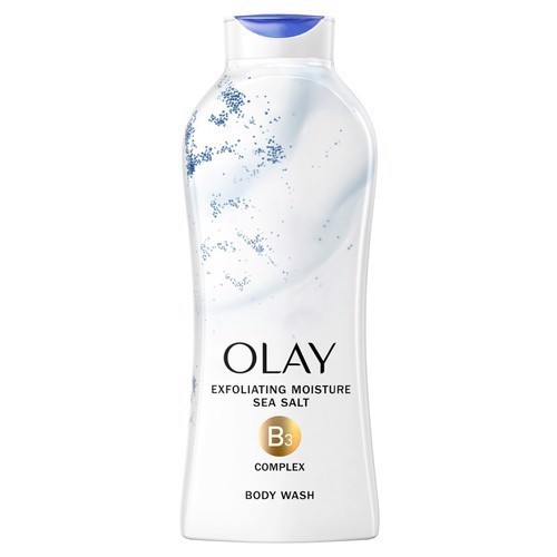 Olay_Sữa Tắm Daily Exfoliating With Sea Salts 650ml