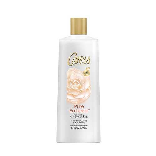 Caress_Sữa Tắm White Flowers and Almond Oil 532 ml