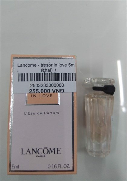 Lancome_Treson In Love EDP 5ml