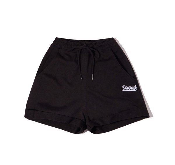 LOGO BLACK SHORT