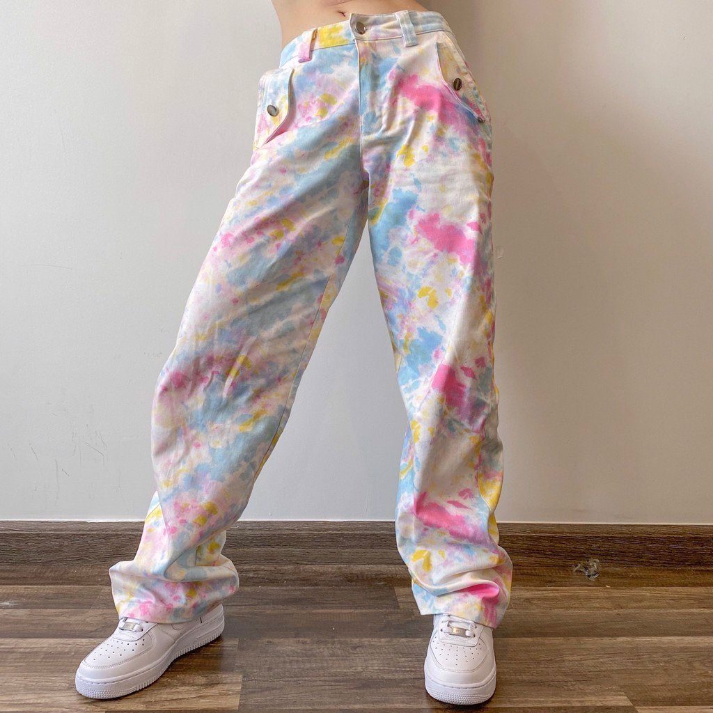 COLORFUL TROUSER