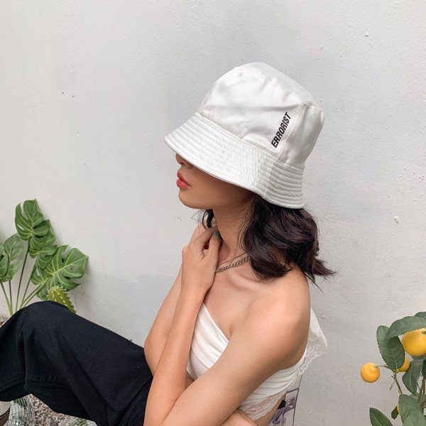 NYLON BUCKET HAT