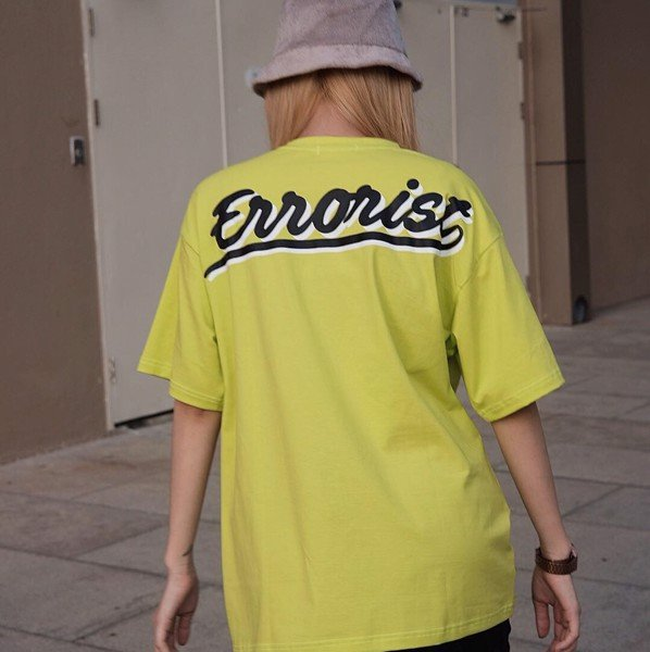 LOGO T-SHIRT GREENISH