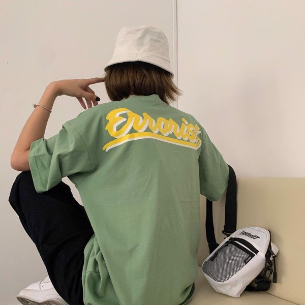 LOGO T-SHIRT LIME