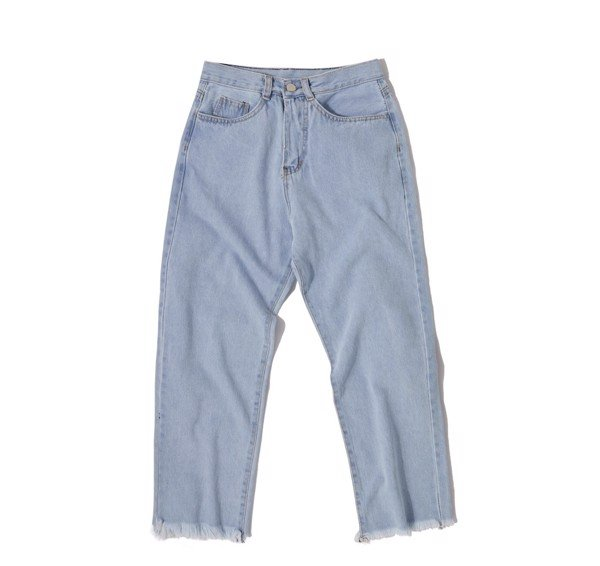 FLARE JEANS- LIGHT BLUE
