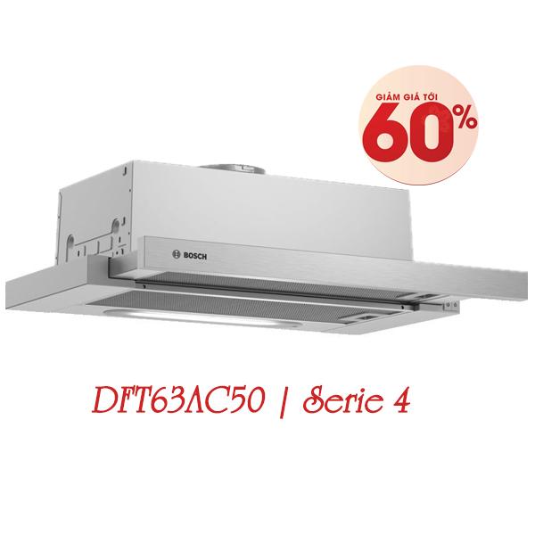 Máy hút mùi âm tủ BOSCH DFT63AC50 | Serie 4