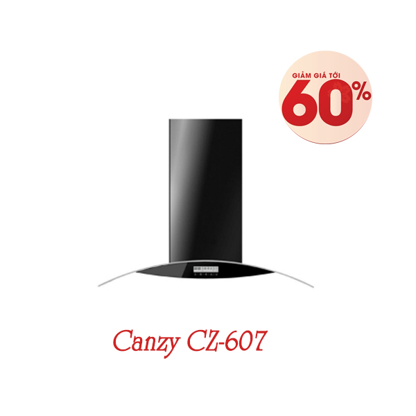 Máy hút mùi Canzy CZ-607