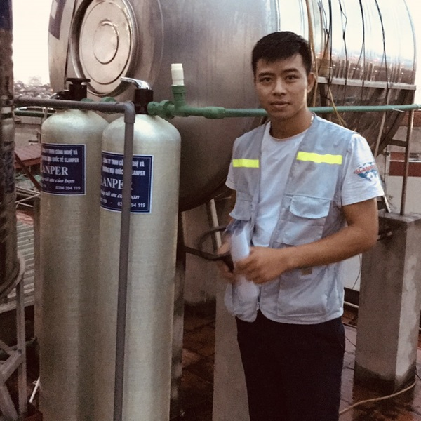 Hệ thống lọc nước sinh hoạt hỗn hợp SLP.HH201