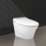 0203- automatic intelligent toilet