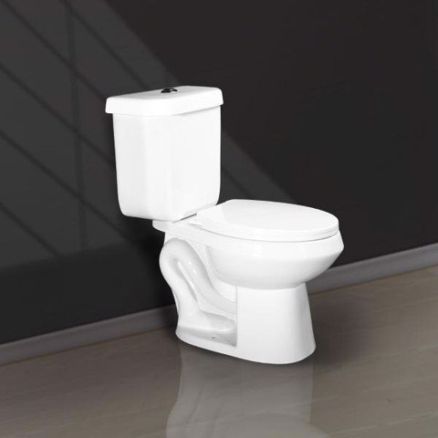 V121 two pieces toilet