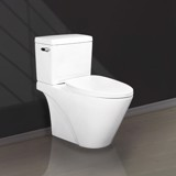 V124 two pieces toilet