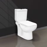 V126 two pieces toilet