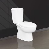V129 two pieces toilet