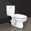 VM55 two pieces toilet