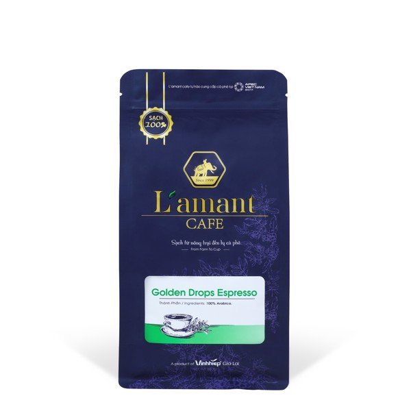 L'AMANT GOLDEN DROP ESPRESSO