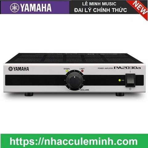 Amplifier Yamaha PA2030A