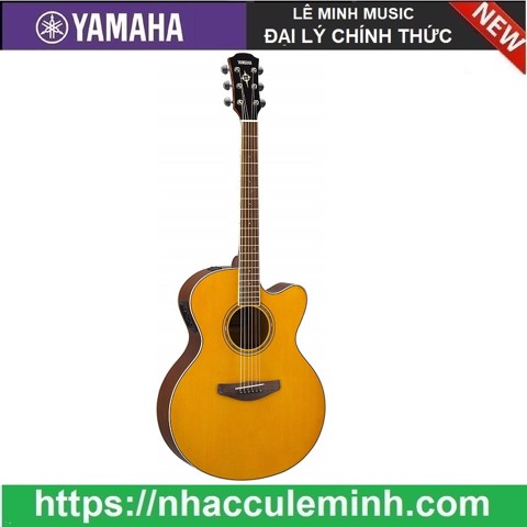 Guitar Acoustic Yamaha Electric CPX 600 VintageTint