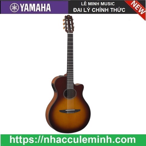 Guitar Classic Electric NTX 500 SunBurst