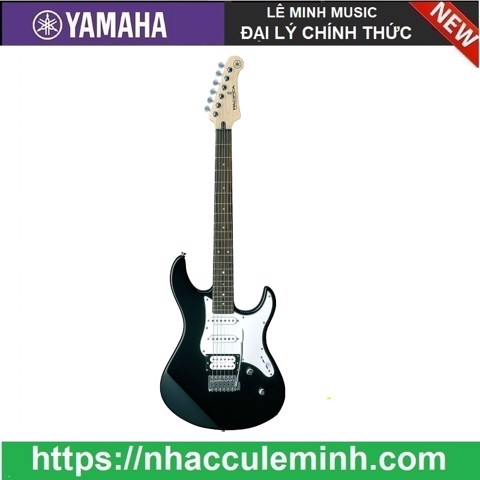 Guitar Điện PACIFICA212VQM Translucent Black