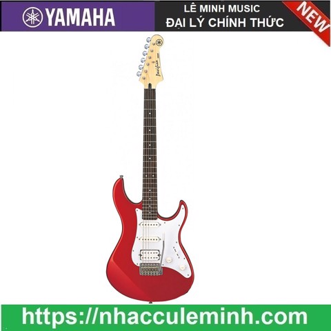 Guitar Điện  PACIFICA012 Red