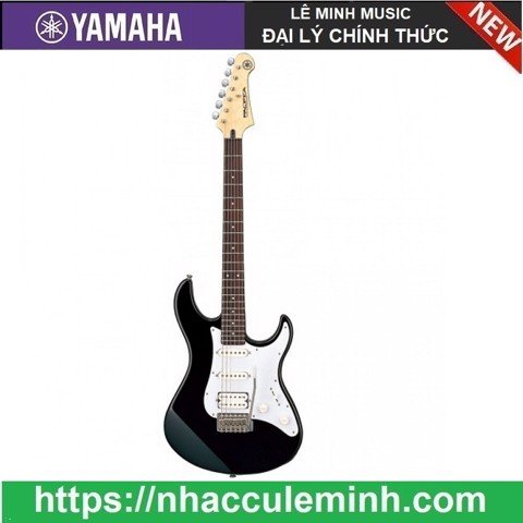 Guitar Điện PACIFICA012 Black