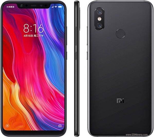 Xiaomi Mi 8 Ram 6GB / 64GB new fullbox