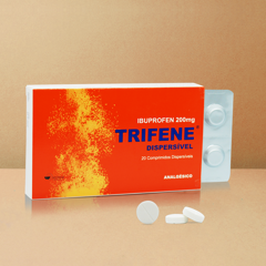 Trifene dispersible tablet