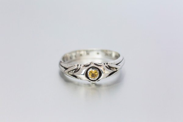 Crown Ring Sapphere