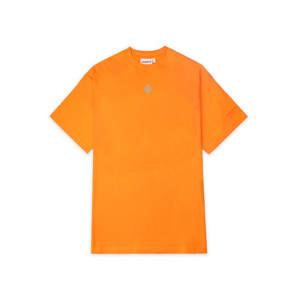 LVS XL FLASH LOGO / ORANGE