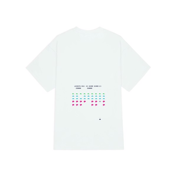LEVENTS® SPACE TEE / GREY