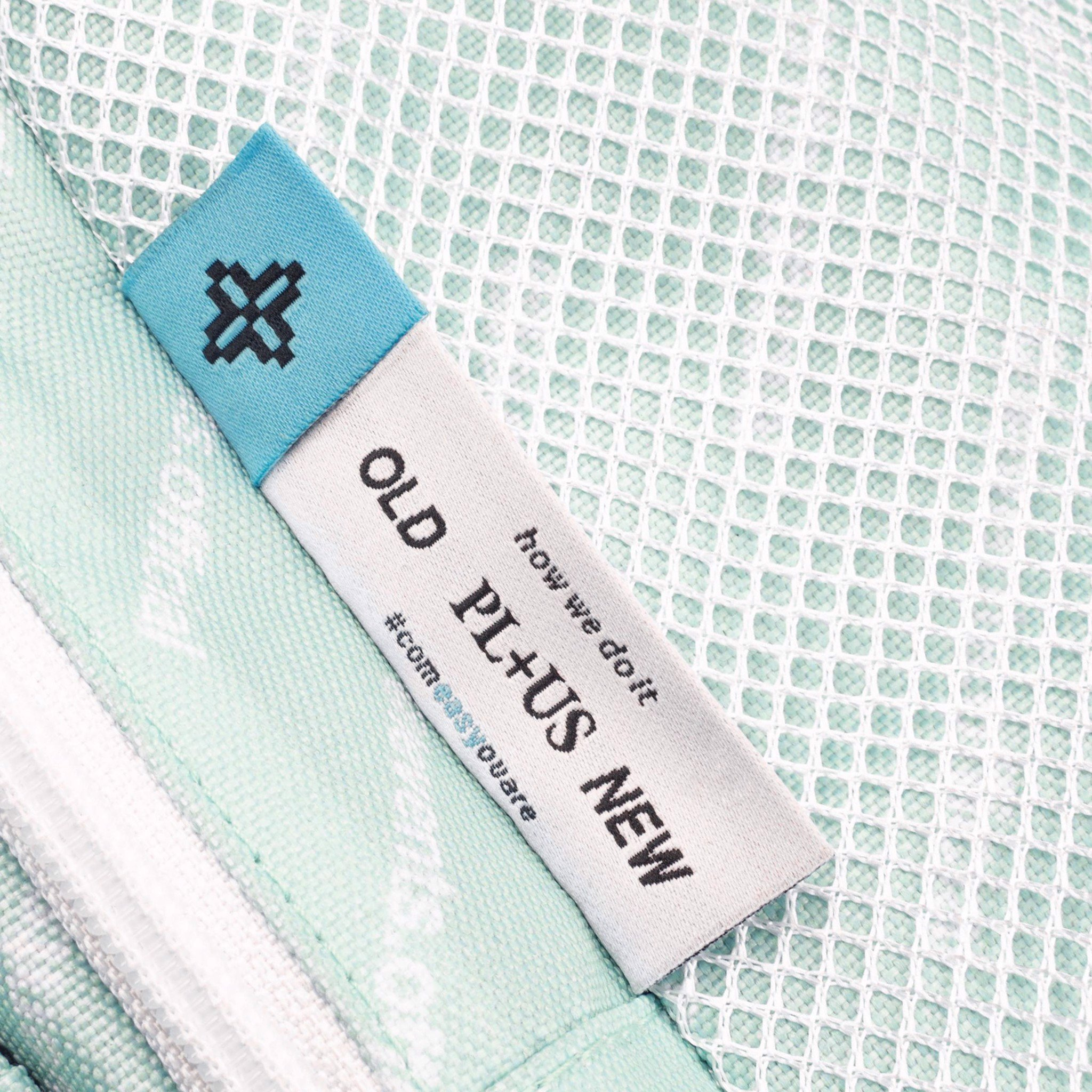 LVS HATAGRAM BACKPACK / MINT