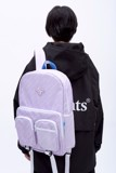 LVS HATAGRAM BACKPACK / LIGHT PURPLE