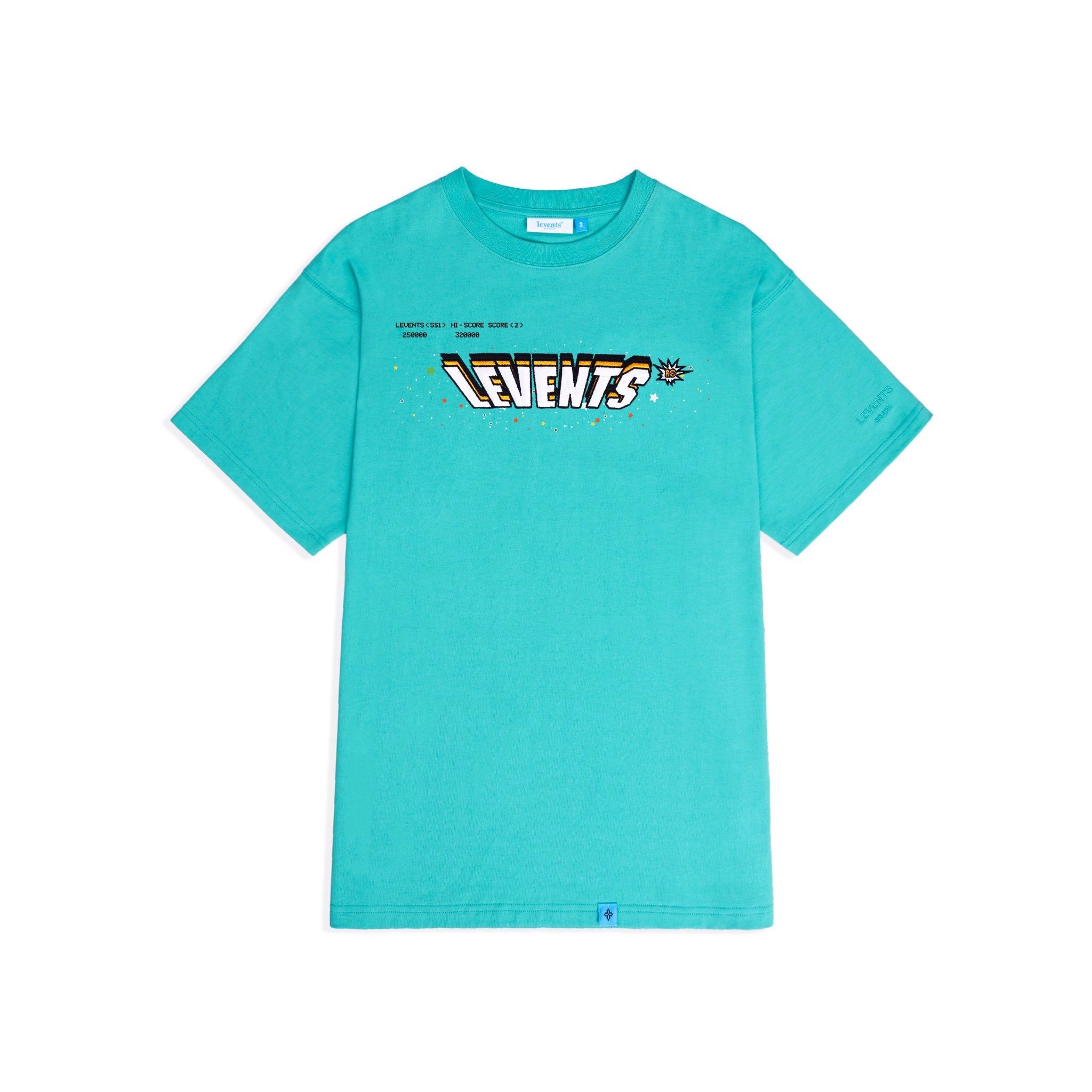 LEVENTS® SPACE TEE / GREEN