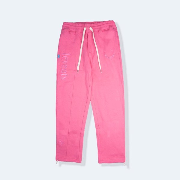 + LVS CAYA SWEATPANTS -PINK