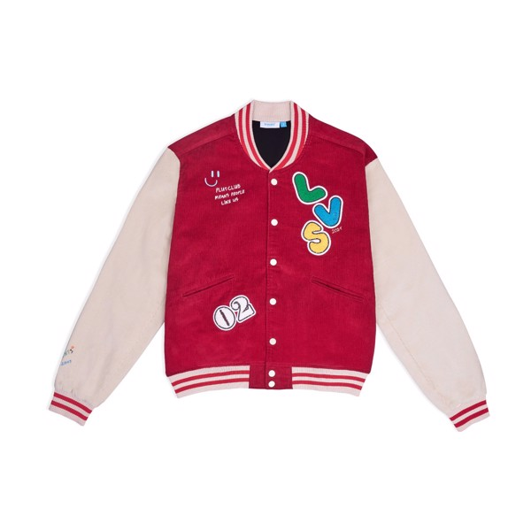 LEVENTS® EMGO VARSITY /  RED