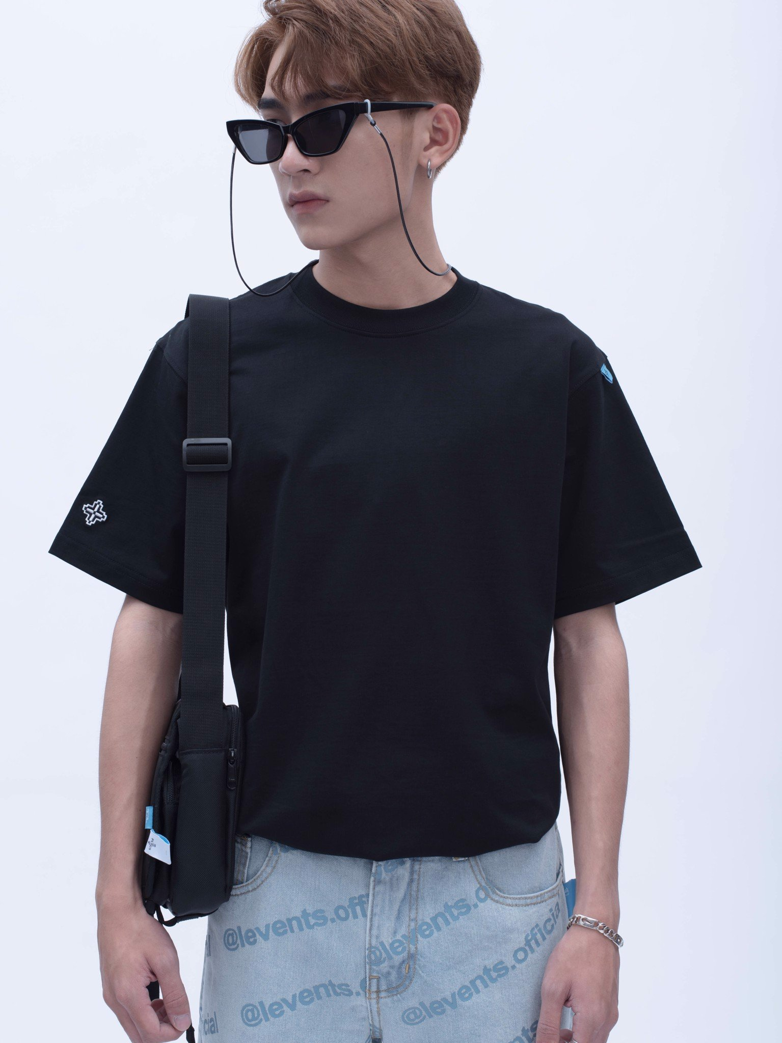 LVS BASIC REGULARFIT TEE