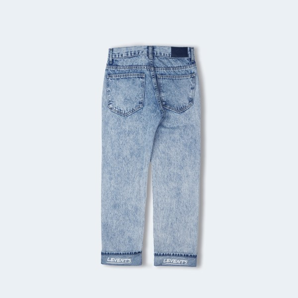 +LVS REGULAR JEANS -GREY